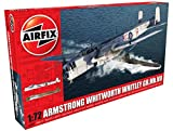 Airfix Armstrong Whitworth Whitley MK VII 1:72 Military Aircraft Plastic Model Kit