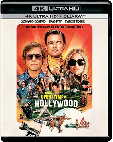 Once Upon a Time in... Hollywood (4K UHD & HD) (2-Disc)