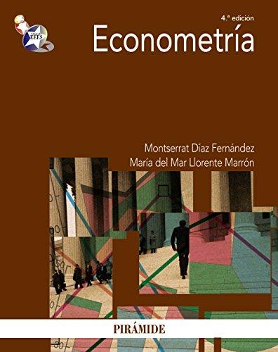 Econometría (Economía Y Empresa) por Montserrat Díaz