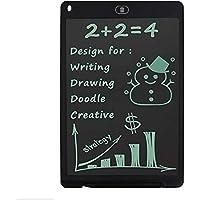 TAOtTAO Howshow 8,5 Zoll LCD-Schreibtablett-Elektronisches Schreiben/Doodle/Zeichenbrett Tablet-Kinder-Zeichenbrett elektronische LCD nur coole Handschrift kleine Tafel (A)