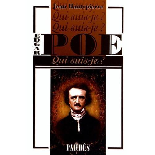 'Qui suis-je?' Edgar Poe