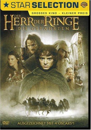 Der Herr der Ringe 1 - Die Gefährten