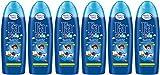 Fa Kids - Shampooing & Douche Pirate - Enfant - Flacon de 250 ml - Lot de 6