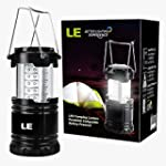 LE Portable Outdoor LED Camping Lante...
