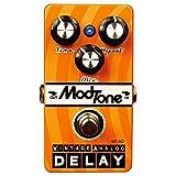 MODTONE VINTAGE ANALOG DELAY Ampli et effet Effet guitare électrique Reverb - delay