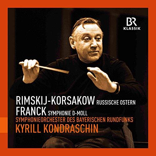 Rimsky-Korssakoff: Russische Ostern / Franck: Sinfonie d-Moll