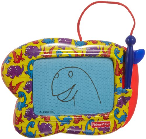 Mattel K3268-0 - Fisher-Price Doodle Pro Dino Design Fisher Price Doodle