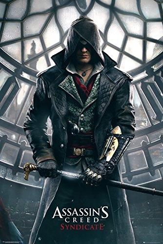 GB eye LTD, Assassins Creed Syndicate, Big Ben, Maxi Poster, 61 x 91,5 cm