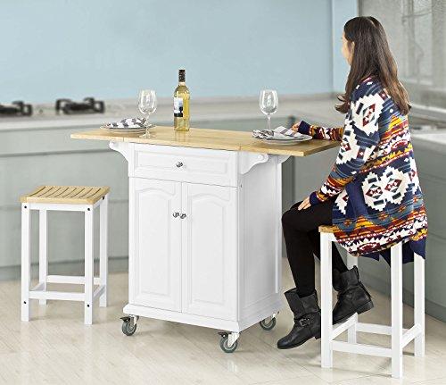 preisvergleich sobuy servierwagen k chenwagen k chenregal willbilliger. Black Bedroom Furniture Sets. Home Design Ideas
