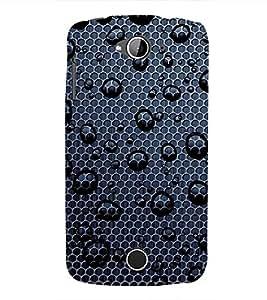 Fuson Premium D13282 Printed Hard Plastic Back Case Cover for Acer Liquid Z530S