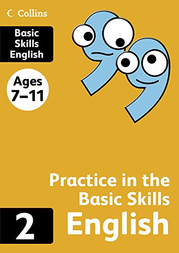 Collins Practice in the Basic Skills – English Book 2