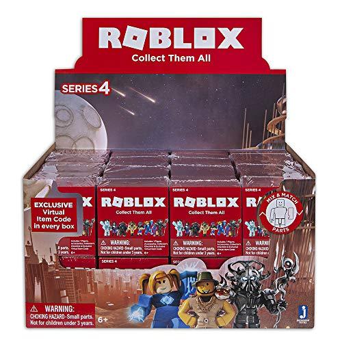 Jazwares- Roblox Figura Coleccionable articuladas, (Juguetes Pastor, S.L. ROB0173)