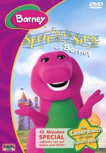 Barney 1 - Spring und Sing mit Barney (Für Barney Kinder Dvds)