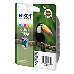 Epson Stylus Colour Ink Cartridge T009 - for Epson Stylus Photo 900 / 1270 / 1290