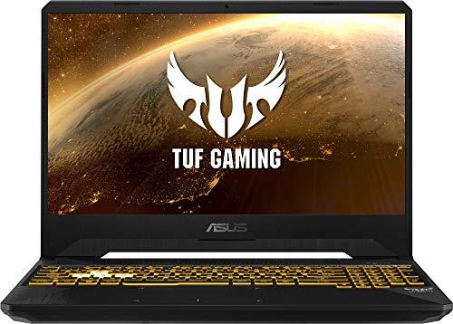 "ASUS TUF Gaming FX505DV-AL019 - Portátil Gaming de 15"" 120Hz (Ryzen 7 3750H, 16 GB RAM, 256GB SSD + 1TB HDD, GeForce RTX2060, sin Sistema operativo) Negro - Teclado QWERTY Español"