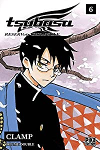 Tsubasa Reservoir Chronicle Edition double Tomes 11 & 12