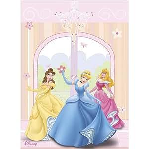 Disney Princesse - Stickers Muraux - Decor Adhesif Géant XXL