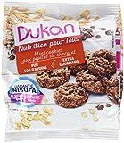 Dukan Mini Cookies de Son d'Avoine aux Pépites de Chocolat 100 g - Lot de 6