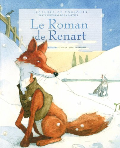 Le roman de Renart par COLLECTIF