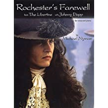 Rochester's Farewell from the Libertine (Voice & Piano)