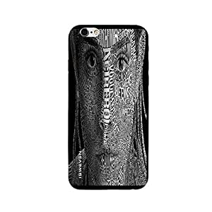 iSweven Printed _iph6sp_3104 text facing Design Multicolored Matte finish Back case cover for Apple iPhone 6s plus