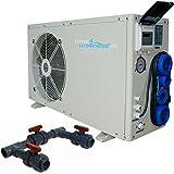Hydro-Pro Wärmepumpe ABS 13 kW (bis -5°C) time4wellness