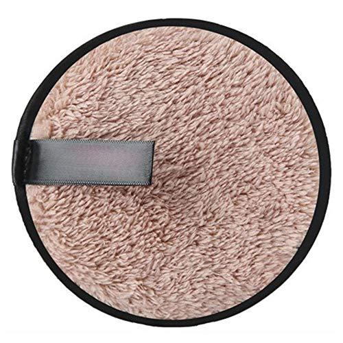 1 UNID Suave Microfibra Removedor maquillaje Toalla