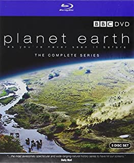 Planet Earth: Complete BBC Series [Blu-ray] (B000SKNIWE) | Amazon Products