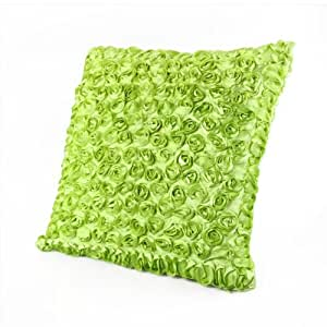 Copricuscino federa di cuscino arredo verde cm 40x40 for Arredo casa amazon