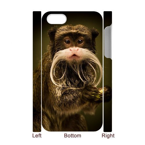 LP-LG Phone Case Of Monkey For Iphone 5C [Pattern-6] Pattern-5