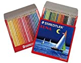 #6: Staedtler 137 C 48 Abs Luna Water Colour Pencil , 48 Pcs Pack