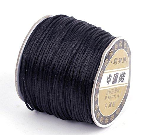 bigood-fil-nylon-cordon-corde-pour-bracelet-perles-bijoux-40m-noir