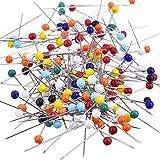 Lvcky - Lote de 500 pasadores de Cristal de 4 mm para Decorar Joyas