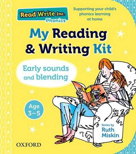 Read Write Inc.: My Reading and Writing Kit: Early sounds and blending por Ruth Miskin