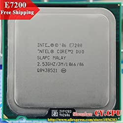 Intel Core 2 Duo processor 2.5 Used