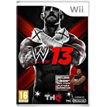WWE 13: Limited - Mike Tyson Edition (Wii) [Importación inglesa]