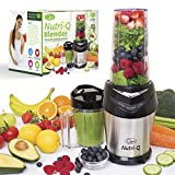 Nutri-Q 34200 Twin Cup Personal Multi Nutrition Extractor Blender, 1000 W