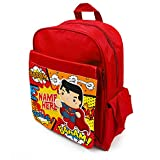 Superman Book Bags For Boys Review and Comparison