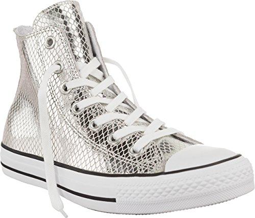 converse-ctas-hi-sneakers-femme-argent-silver-black-white-38-eu