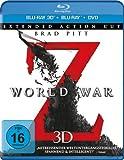 World War Z  - Extended Action Cut  (+ BR) (+ DVD) [3D Blu-ray]