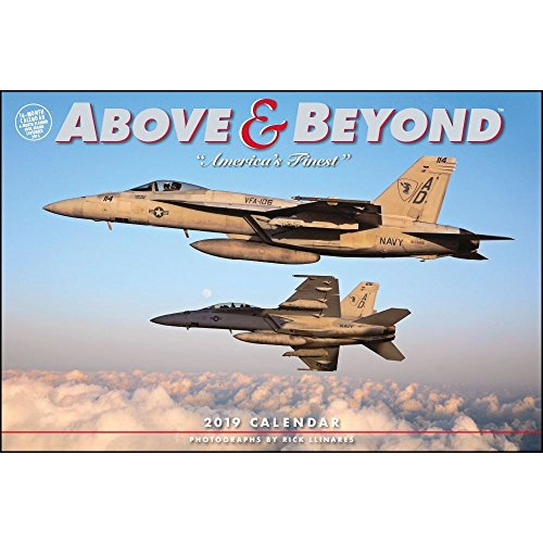 2019Above & Beyond Deluxe Wand Kalender (Gladstone Kalender)