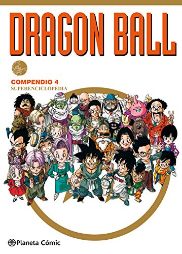 Dragon Ball Compendio nº 04/04 (Manga Artbooks)