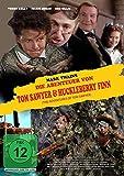 Die Abenteuer von Tom Sawyer und Huckleberry Finn [Kinosynchronfassung]