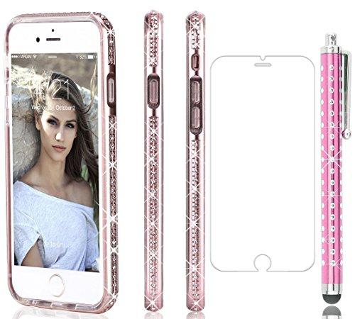 Sunnycase® Elegante e Leggera Glitter Custodia Crystal Case Disegno Fata