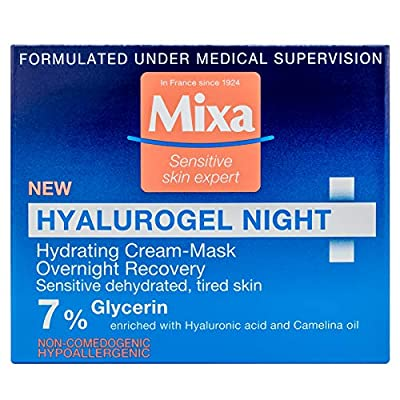 Mixa HYALUROGEL NIGHT - 50ml. by Mixa