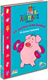 Les Animaux rigolos : Un cochon rose bonbon at autres histoires