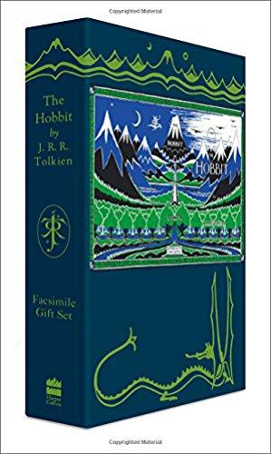 The Hobbit Facsimile Gift Edition por J. R. R. Tolkien