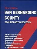 San Bernardino County Technology Directory