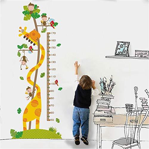 WDXIN Altura Infantil Gráfico Percepción del Color Diseño de Dibujos Animados Material...