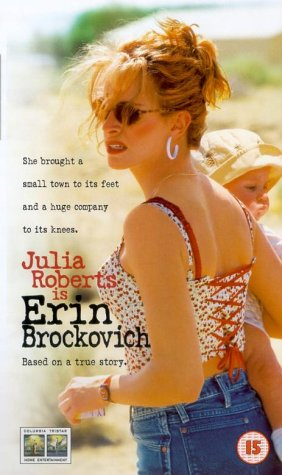 a review of the movie erin brockovich